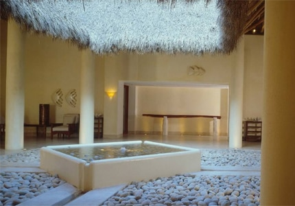 The Apuane Spa at Four Season Punta Mita in Nayarit, Mexico