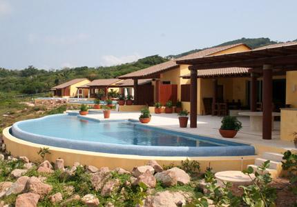 A villa in Punta Mita