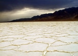 A salt flat in California's Death Valley, one of our Top 10 U.S. National Parks