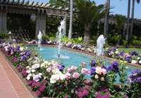 The Sherman Library & Gardens in Newport Beach