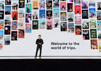 """Airbnb intorduces a new feature called """"Trips"""""""
