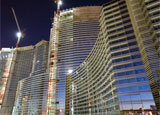 The Aria Resort & Casino at CityCenter in Las Vegas