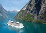 Crystal Cruises' Crystal Serenity in Norway