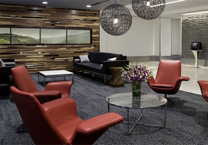 A peek inside Delta One at LAX Lounge