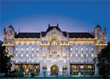 Four Seasons Hotel Gresham Palace in Budapest