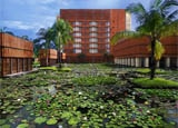 ITC Sonar, Kolkata, India, the first hotel in the world to earn carbon credits under the carbon trading regime