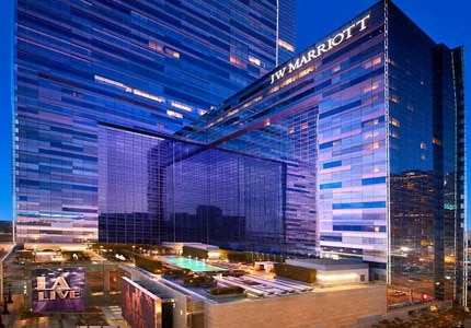Marriott Internation has become the world's largest hotel company