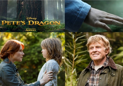 "New Zealand is the fimling location for the Disney movie ""Pete's Dragon"""