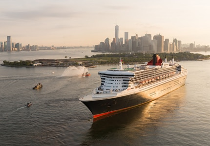 Cunard remodels luxury liner Queen Mary 2