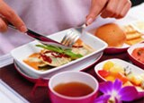 Tommy Tang cooks a health-conscious menu for Thai Airways