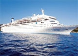 The Thomson Dream from Thomson Cruises