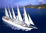 Windstar Cruises Wind Surf Caribbean