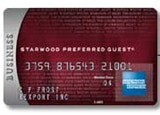 Starwood Business Preferred Guest Credit Card