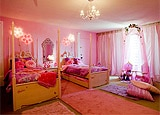Barbie suite at the Toronto Hilton