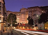The Beverly Wilshire, A Four Seasons Hotel in Los Angeles