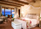 A Double Deluxe Ocean View room at St. Regis Punta Mita Resort