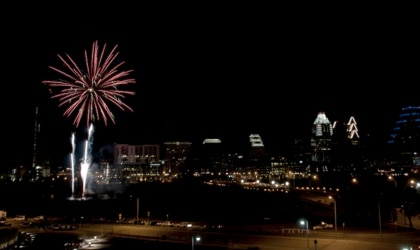 New Year's Eve in Austin, Texas