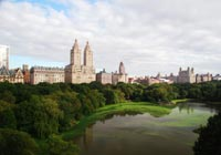 Central Park in New York is the most visited urban park in the world