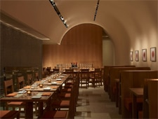 Daniel Boulud's beautiful Bar Boulud