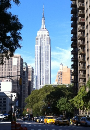 The Empire State Building dates back to 1931