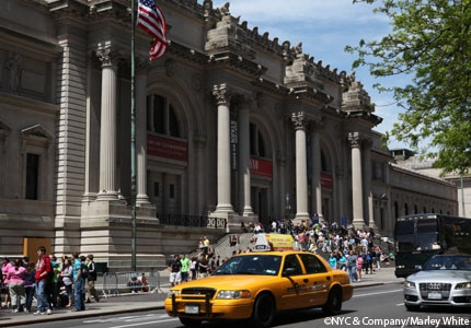The Metropolitan Museum of Art is considered the Louvre of North America