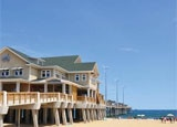 Jennette's Fishing Pier in Nags Head, North Carolina