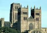 Durham Castle in England's North Country
