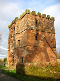 The Wetheral Priory