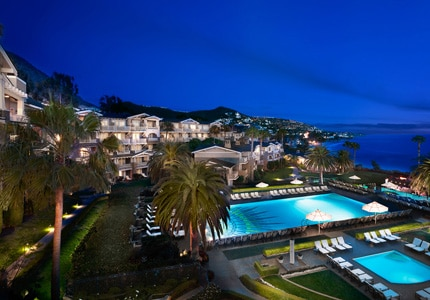Montage Laguna Beach in California is one of GAYOT's Top of the Line Hotels