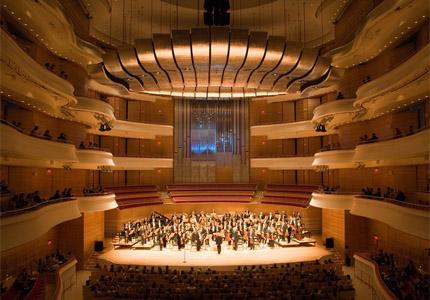 The Renee & Henry Segerstrom Concert Hall in Costa Mesa, California