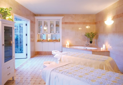 Book a relaxing massage with Spa Montage at Montage Laguna Beach in California