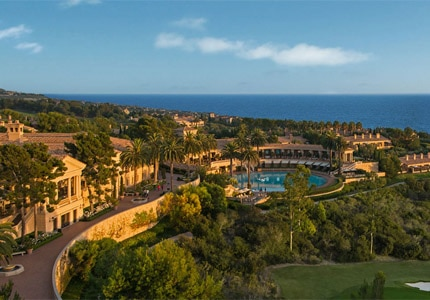 The Resort at Pelican Hill in Newport Coast, California