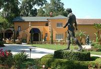 Polasek Museum and Sculpture Gardens