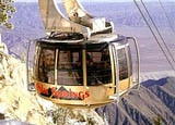 Palm Springs Aerial Tramway in California