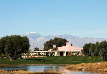 Sunnylands, the former residence of Ambassador Walter Annenberg, hosted many famous leaders and celebrities