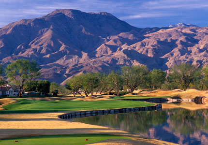 Golfing at PGA West, one of GAYOT's Top 10 Things to Do in Palm Springs