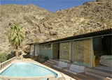 Palm Springs is filled with excellent examples of Mid-Century Modern architecture like the Frey House II
