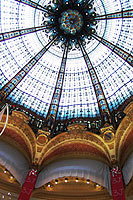 Cupola at the Galeries Lafayette