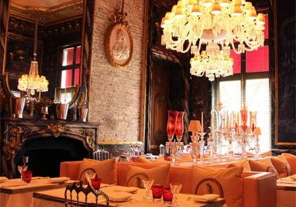 La Cristal Room Baccarat in Paris