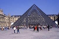 I.M. Pei Pyramid
