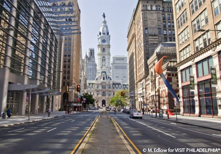 Visit Philadelphia City Hall during your visit to Pennslyvania