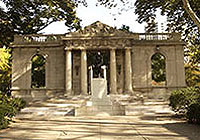 The Rodin Museum in Philadelphia contains the largest collection of Rodin's sculptures outside France