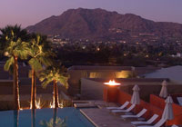 Sanctuary Camelback Mountain offers contemporary accommodations in Phoenix