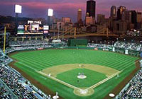 Watch The Pittsburgh Pirates play at PNC Baseball Park