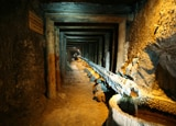 The Wieliczka Salt Mine has plenty of artistic and historic value