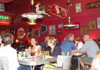 The Friendly Toast is a popular breakfast spot in Portsmouth, New Hampshire