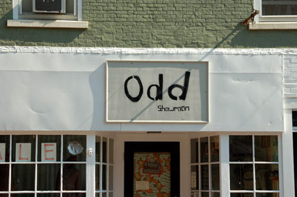 The Odd Showroom is one of many great clothing stores to be found in Portsmouth, New Hampshire