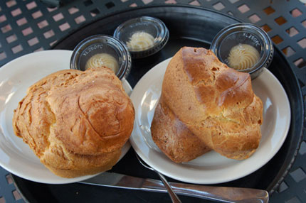 Popovers on the Square is a Portsmouth, New Hampshire tradition