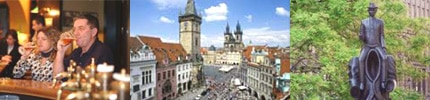Find top hotels, spas and other great travel information for Prague and the Czech Republic