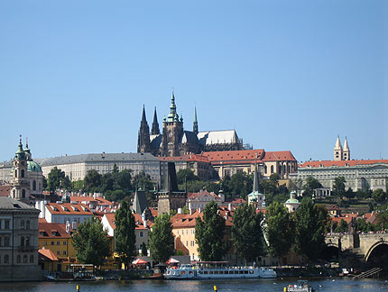 Prague in its restored glory